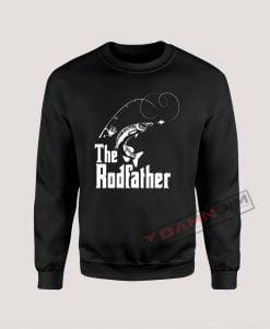 The Rodfather Fish Sweatshirt