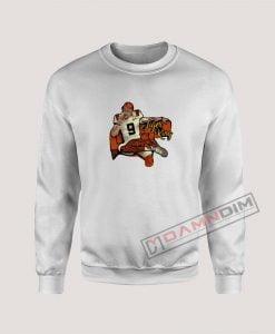 Joe Burrow Bengal King Sweatshirt