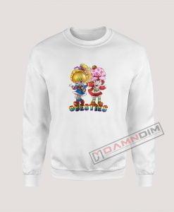 Besties Forever Girls Best Friend Sweatshirt