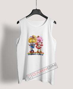 Besties Forever Girls Tshirt Best Friend Tank Top