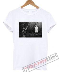 Black Man Hangs A Member Of The Ku Klux Klan T-Shirt