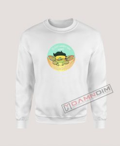 Goblin Sleep When You Want It's Lunday Sweatshirt