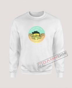 Goblin Sleep When You Want It's Lunday Sweatshirt