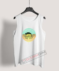 Goblin Sleep When You Want It's Lunday Tank Top