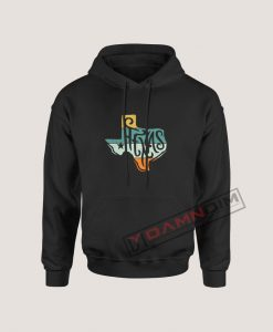 Texas State Country Retro Vintage Hoodie