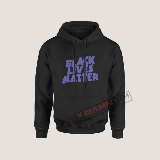 Black Lives Matter Black Sabbath Parody Hoodie For Women's Or Men's