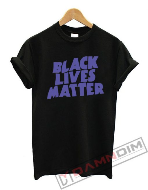 Black Lives Matter Black Sabbath Parody T-Shirt For Unisex