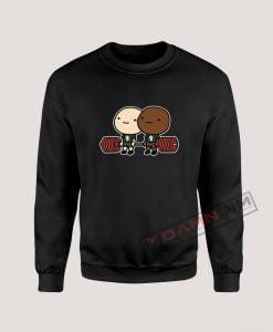 Strong Black Lives Matter BLM Campaigns Sweatshirt
