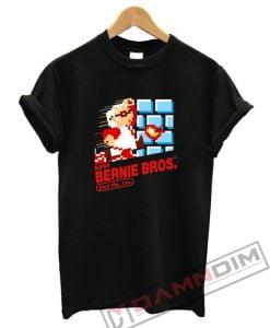 Super Bernie Bros Bernie Sanders T-Shirt
