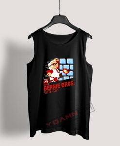 Super Bernie Bros Bernie Sanders Tank Top