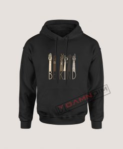 Be kind Sign language arms Hoodie For Women's Or Men's