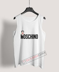 Betty Boop Moschino Tank Top