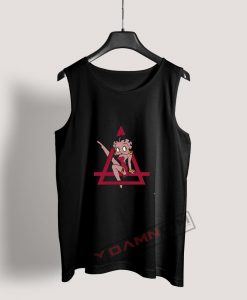 Eleven Paris Betty Boop Tank Top