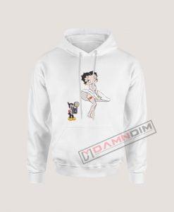 Moschino Betty Boop Hoodie