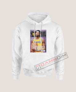 Slam Magazine Kobe Black Mamba Retro Hoodie