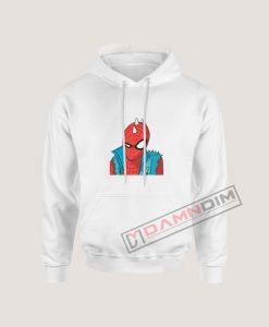 Spider Punk Movie Hoodie