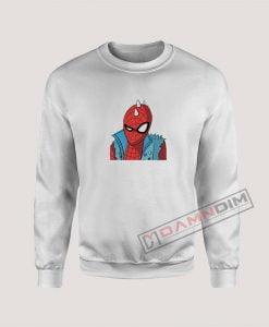 Spider Punk Movie Sweatshirt