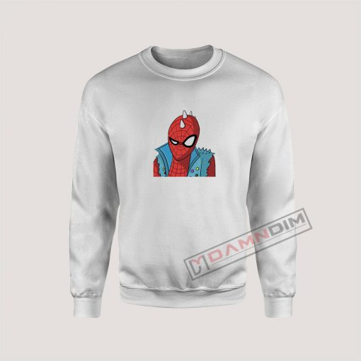 Spider Punk Movie Sweatshirt
