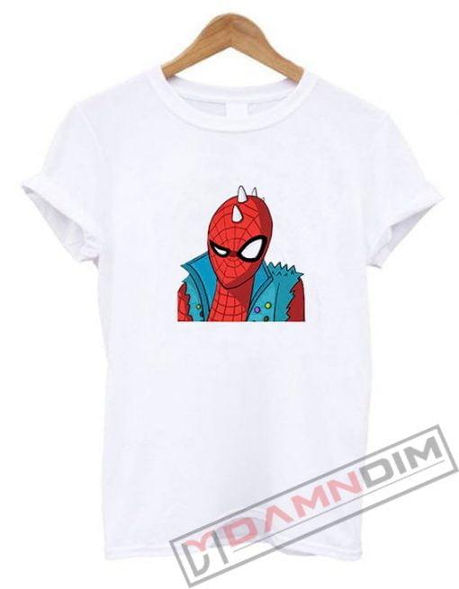 Spider Punk Movie T-Shirt