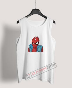 Spider Punk Movie Tank Top